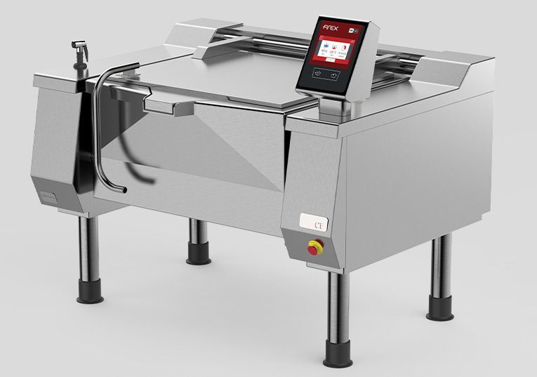 Machine for catering - detail