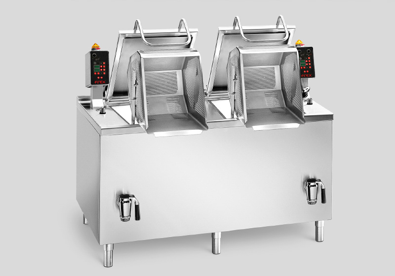 Machines for large-scale catering