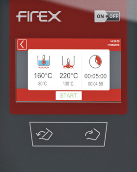 FTC (Firex Touch Control)