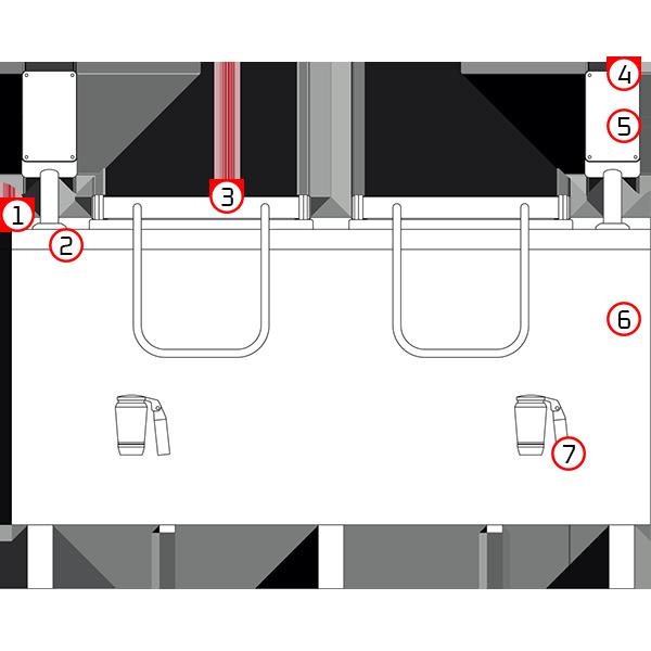 Multicooker firex kookketel