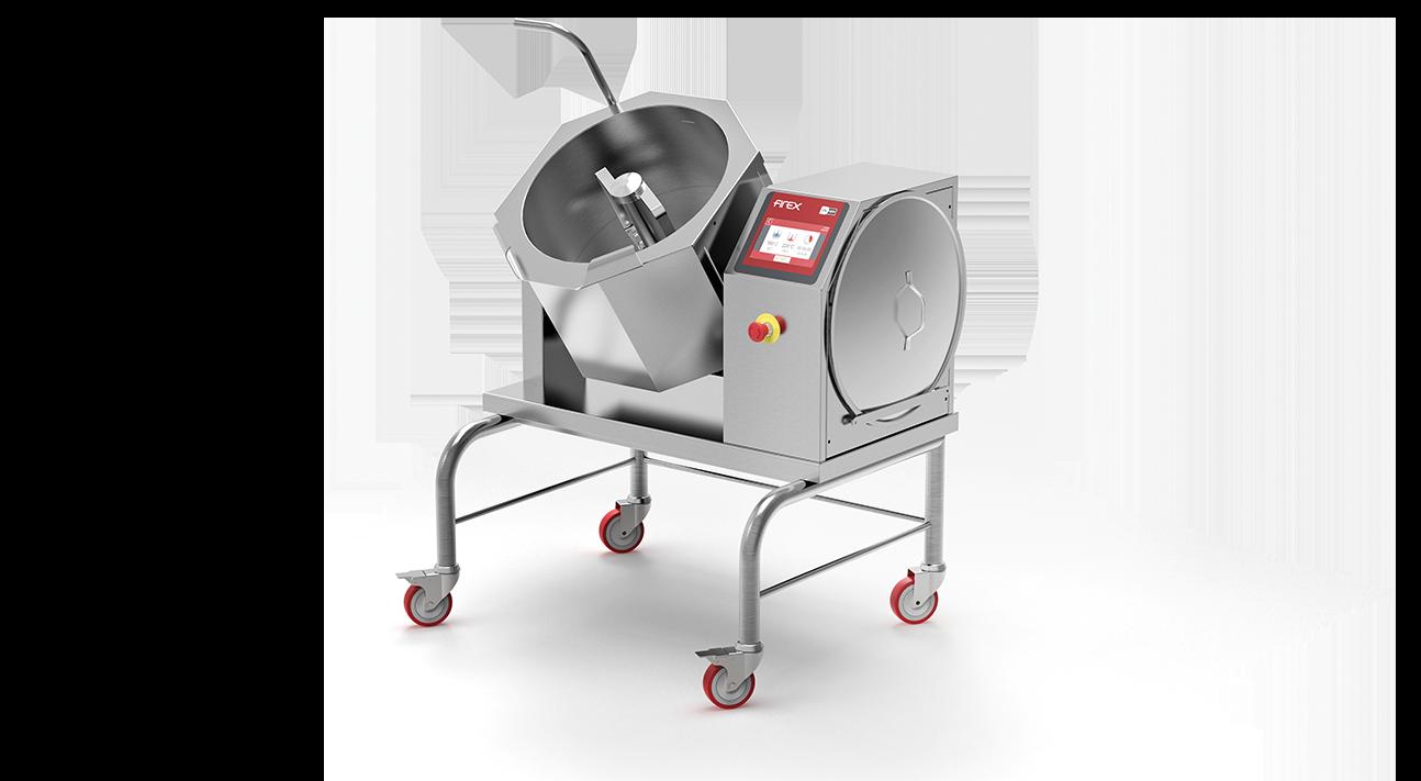 Cuocitore automatico attrezzatura cucine professionali brasiera