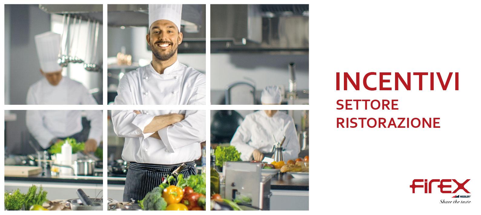 Incentivi statali per il settore ristorazione in Italia per l'anno 2021