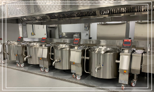 Firex for Central Kitchens